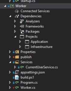 Proyecto Windows Service